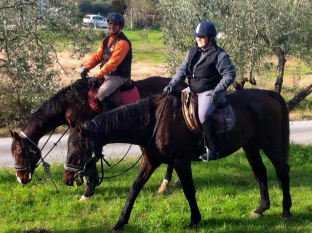 Orientamento-a-cavallo-presso-Bientina